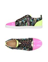 CHRISTIAN LOUBOUTIN Sneakers & Tennis shoes basse donna
