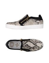 D+ Sneakers & Tennis shoes basse donna