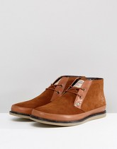 Original Penguin Plus - Lodge - Desert boots color cuoio - Cuoio