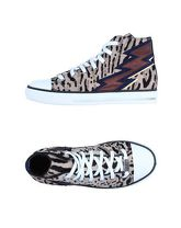 ROBERTO CAVALLI Sneakers & Tennis shoes alte donna