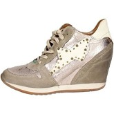 Scarpe Airstep / A.S.98  186203 Sneakers Alta Donna PLATINO