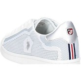 Scarpe U.S Polo Assn.  DARFW7328S6/MH1 Sneakers Bassa Donna BIANCO/ARGENTO