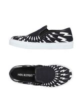 NEIL BARRETT Sneakers & Tennis shoes basse donna