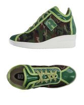 RUCO LINE Sneakers & Tennis shoes alte donna