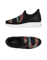 ROBERTO CAVALLI Sneakers & Tennis shoes basse donna