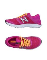 NEW BALANCE Sneakers & Tennis shoes basse donna