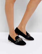 Carvela - Lottie - Ballerine decorate nero patent - Nero